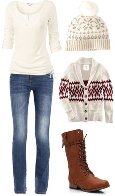 """Decking the Halls"" by stylefromthesticks on Polyvore"