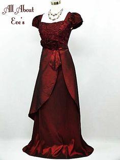 Edwardian Period Theme 16/18 Dress/Downton Abbey/TITANIC/MASQUERADE/WEDDING