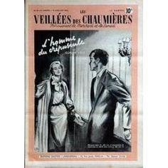 Veillees (Les) N° 20 Du 09/01/1952 - Lectures Romanesques - Tricots- Ouvrages - Enquetes - Cuisine L'homme Du Crepuscule De Claude Vela.