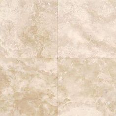Buy the Daltile Torreon Direct. Shop for the Daltile Torreon Travertine Collection - x Square Tile - Honed Travertine Visual - SAMPLE ONLY and save. Travertine Floors, Natural Stone Flooring, Dal Tile, Traditional Tile, Thing 1, Neutral Colour Palette, Beige Color, Decorative Trim, Tile Installation