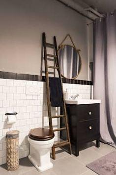 LOFT N: Bagno in stile in stile Industriale di NOMADE ARCHITETTURA E INTERIOR DESIGN