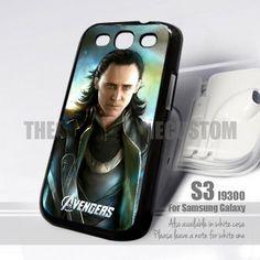 Tom Hiddleston Loki Samsung S3 9300