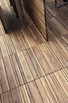 larameeee:  Wooden #deckingDECKOUT - QuadrottaMix by @Patti Menotti Specchia #wood#outdoor