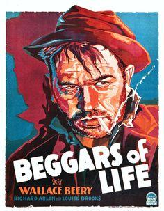 Los Mendigos de la Vida, 1928