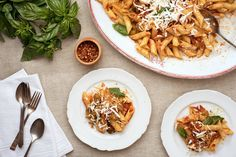 Pasta alla Norma, caponata and eggplant parmigiana: All hail from Sicily, where it's hard to imagine the cuisine without the humble eggplant.