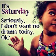 Happy Saturday #goodvibesonly