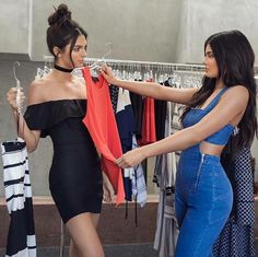 Kendall+Kylie clothing line
