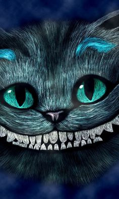 Wallpaper alice in wonderland, smiling cheshire cat hd Imagenes Wallpapers Hd, Phone Wallpapers, Cheshire Cat Wallpaper, Sleepy Kitten, Homemade Black, Video Games For Kids, Tim Burton, Cat Art, Alice In Wonderland