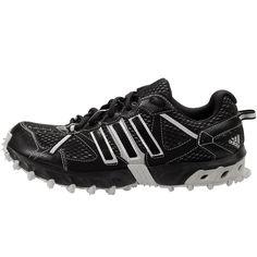NEW ADIDAS THRASHER 2 Trail Running MENS 7.5 4E WIDE Width Black NIB #adidas #TrailRunning
