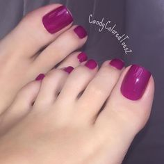 Feet Nails - Inspired Beauty - The best fashion types in the world fashionlife Cute Pink Nails, Pretty Toe Nails, Cute Toe Nails, Pretty Toes, Toe Nail Color, Toe Nail Art, Nail Colors, Feet Nail Design, Toe Nail Designs