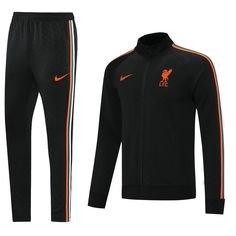 Liverpool 21/22 Black(knitting) Men Jacket Tracksuit Slim Fit – zorrojersey Manchester City, Fc Barcelona, Real Madrid, Fc Liverpool, Fc Chelsea, Premier League, Daily Wear, Motorcycle Jacket, Adidas Jacket