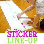 Sticker Line-Up