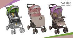 Детска количка Smarty от Lorelli – ревю