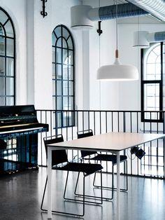 ACORN White - Lampen Leuchten Designerleuchten Berlin Design Licht