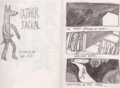 Emily Watkins' Father Jackal