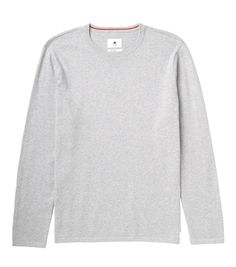 Burton Stowe Sweater Heather Grey