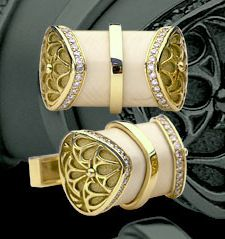Most Expensive Luxury Cufflinks by Atelier Yozu - $9,195