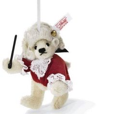 Steiff EAN 656392 Mozart Ornament