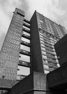 Balfron Tower 5, Brownfield Estate, London, Ernő Goldfinger, 1965-67