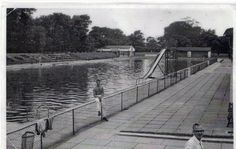 New Ferry Baths. Went here mostly, When visiting Auntie Moll Cheshire England, Liverpool History, New Brighton, Local History, The Good Old Days, Auntie, Old Pictures, Baths, 1960s