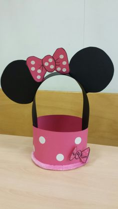 Minnie mouse kroon