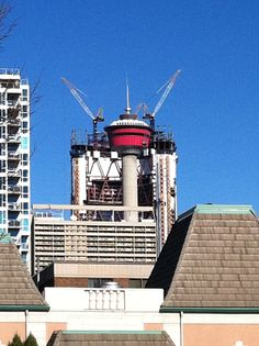 """We use to call it """"The Calgary Tower"""""""