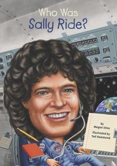 astronaut sally ride book - photo #21