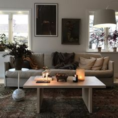 Elin Nord | The Way We Play Eclectic Living Room, Living Room Modern, Living Room Designs, Living Spaces, Home Interior, Interior Design, Living Room Goals, Decoration, Interior Inspiration
