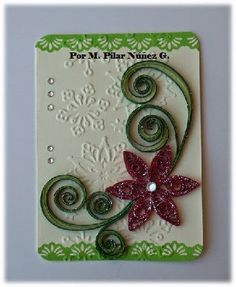 ❀ Crea Quilling ❀ : Christmas Quilling