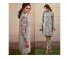 LAWN EMBROIDERY 3PC DRESS WITH FULLY EMBROIDERED