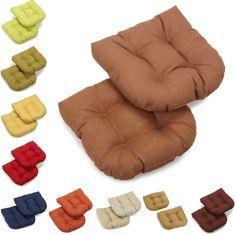 U Shaped Outdoor Cushions