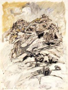 Hill Series, Unmeasured Heights Painted Hills, Saatchi Art, Original Paintings, Ink, Art Prints, Artist, Art Impressions, Artists, India Ink