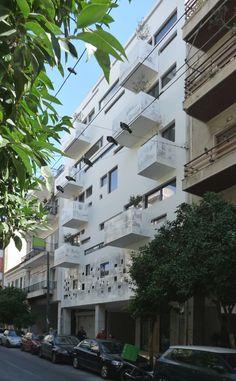 Urban Stripes, Athens, Greece | Klab Architecture