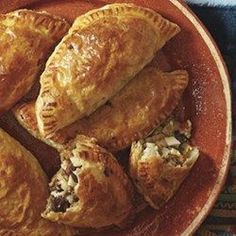 Authentic Argentinian Beef Empanadas Recipe, ,