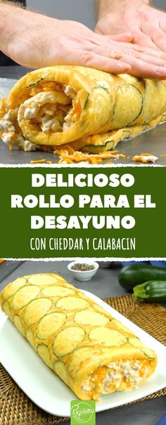 Zucchini omelet with cheddar cheese and chicken breast # scrambled eggs Dog Recipes, Fish Recipes, Chicken Recipes, Healthy Recipes, Delicious Recipes, Zucchini, Fish Varieties, Homemade Dog Treats, Original Recipe