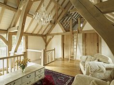 Gallery of our work at Castle Ring Oak Frame. Oak framed homes, eco houses, extensions, garages, sunrooms and other buildings.
