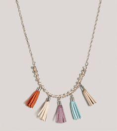 AEO Tassel Necklace