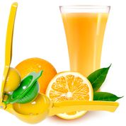 It is perfect for squeezing lemon, lime, and orange halves or anything of a similar nature.