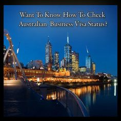 Are you inspired with Australia immigration? Do you wish to invest there? Are you an entrepreneur with overseas (here Australia) ambitions?