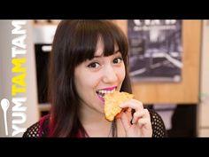 Waffeleisen-Hacks // Rührei, Bacon und Pizza aus dem Waffeleisen // #yumtamtam - YouTube