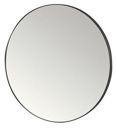 Room & Board - Infinity Modern Round Mirror in Colors - Modern Bathroom Mirrors - Modern Bath Furniture Mirror Room, Entryway Mirror, Round Wall Mirror, Round Mirrors, Wall Mirrors, Modern Bathroom Mirrors, Bathroom Kids, Blue Jay Way, Infinity Mirror
