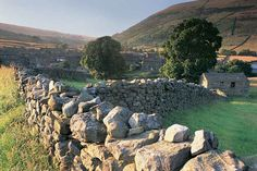 Swaledale, Yorkshire Dales, UK. Image by Peter Adams / Digital Vision / Getty Images.