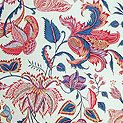Sitsen Hindeloopen (cotton chintz fabric from Hindeloopen, Friesland, Netherlands)