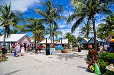 Freeport, Bahamas - Straw Market. Book your next trip to the Bahamas on www.click2xscape.com