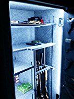 Vaultlite Tm Universal Quick Install Large Gun Safe Lighting Kit