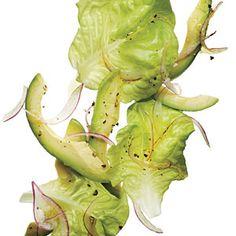 Avocado-Butter Lettuce Salad | MyRecipes.com