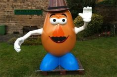 Belper Mr Potato Head