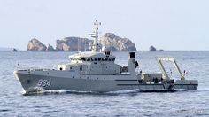 FDRA - Navy: Top Indonesian oceanographic KRI Spica