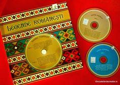 Mic atelier de creatie: Legende romanesti (editura Gama)