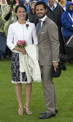 Prince Carl Philip of Sweden and Sofia Hellqvist's wedding to be televised